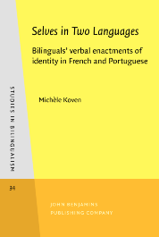 image of Selves in Two Languages