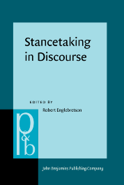 image of Stancetaking in Discourse