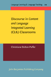 image of Discourse in <i>Content and Language Integrated Learning</i> (CLIL) Classrooms