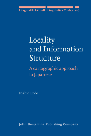 image of Locality and Information Structure