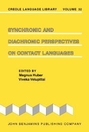 image of Synchronic and Diachronic Perspectives on Contact Languages