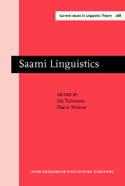 image of Saami Linguistics