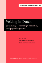 image of Voicing in Dutch