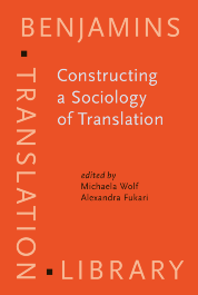 image of Constructing a Sociology of Translation