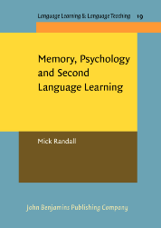 image of Memory, Psychology and Second Language Learning