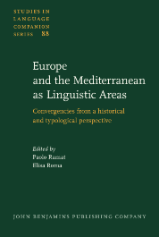 image of Europe and the Mediterranean as Linguistic Areas