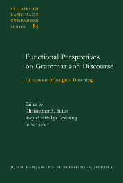 image of Functional Perspectives on Grammar and Discourse