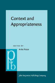 image of Context and Appropriateness