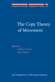 image of The Copy Theory of Movement