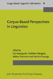 image of Corpus-Based Perspectives in Linguistics