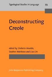 image of Deconstructing Creole