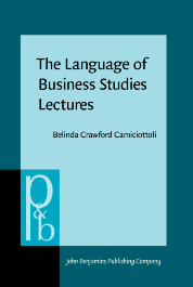 image of The Language of Business Studies Lectures