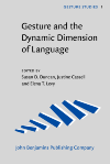image of Gesture and the Dynamic Dimension of Language