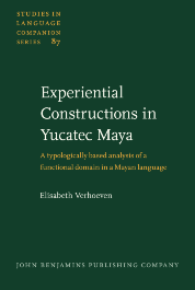 image of Experiential Constructions in Yucatec Maya