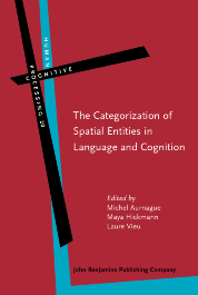 image of The Categorization of Spatial Entities in Language and Cognition