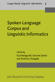 image of Spoken Language Corpus and Linguistic Informatics