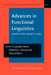 image of Advances in Functional Linguistics