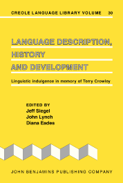 image of Language Description, History and Development