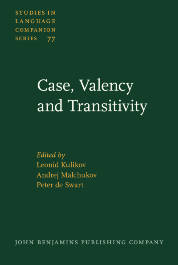 image of Case, Valency and Transitivity