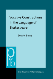 image of Vocative Constructions in the Language of Shakespeare