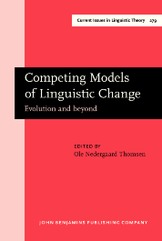 image of Competing Models of Linguistic Change
