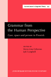 image of Grammar from the Human Perspective