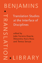 image of Translation Studies at the Interface of Disciplines