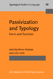 image of Passivization and Typology