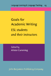 image of Goals for Academic Writing