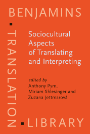 image of Sociocultural Aspects of Translating and Interpreting