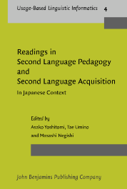 image of Readings in Second Language Pedagogy and Second Language Acquisition