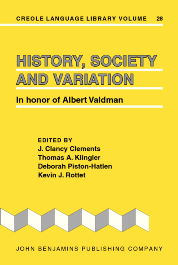 image of History, Society and Variation