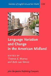 image of Language Variation and Change in the American Midland