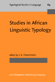 image of Studies in African Linguistic Typology
