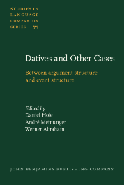 image of Datives and Other Cases
