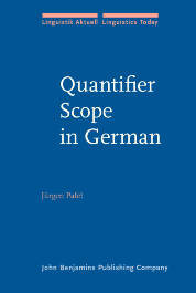 image of Quantifier Scope in German