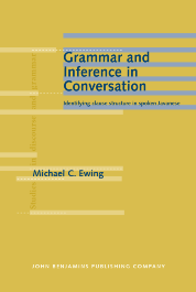 image of Grammar and Inference in Conversation