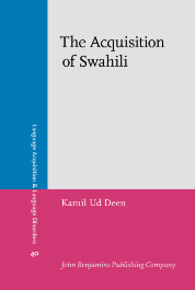 image of The Acquisition of Swahili