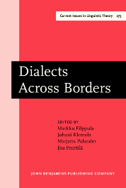 image of Dialects Across Borders