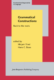 image of Grammatical Constructions