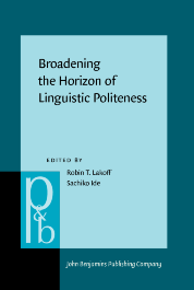 image of Broadening the Horizon of Linguistic Politeness