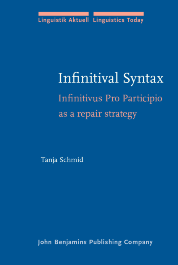 image of Infinitival Syntax