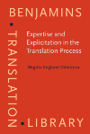 image of Expertise and Explicitation in the Translation Process