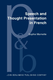 image of Speech and Thought Presentation in French