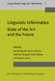 image of Linguistic Informatics – State of the Art and the Future