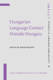 image of Hungarian Language Contact Outside Hungary