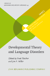 image of Developmental Theory and Language Disorders