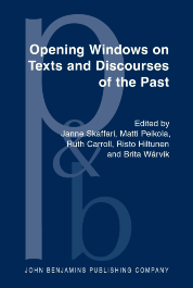 image of Opening Windows on Texts and Discourses of the Past