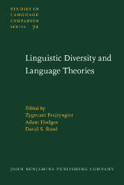 image of Linguistic Diversity and Language Theories