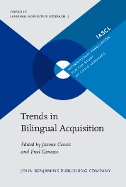 image of Trends in Bilingual Acquisition